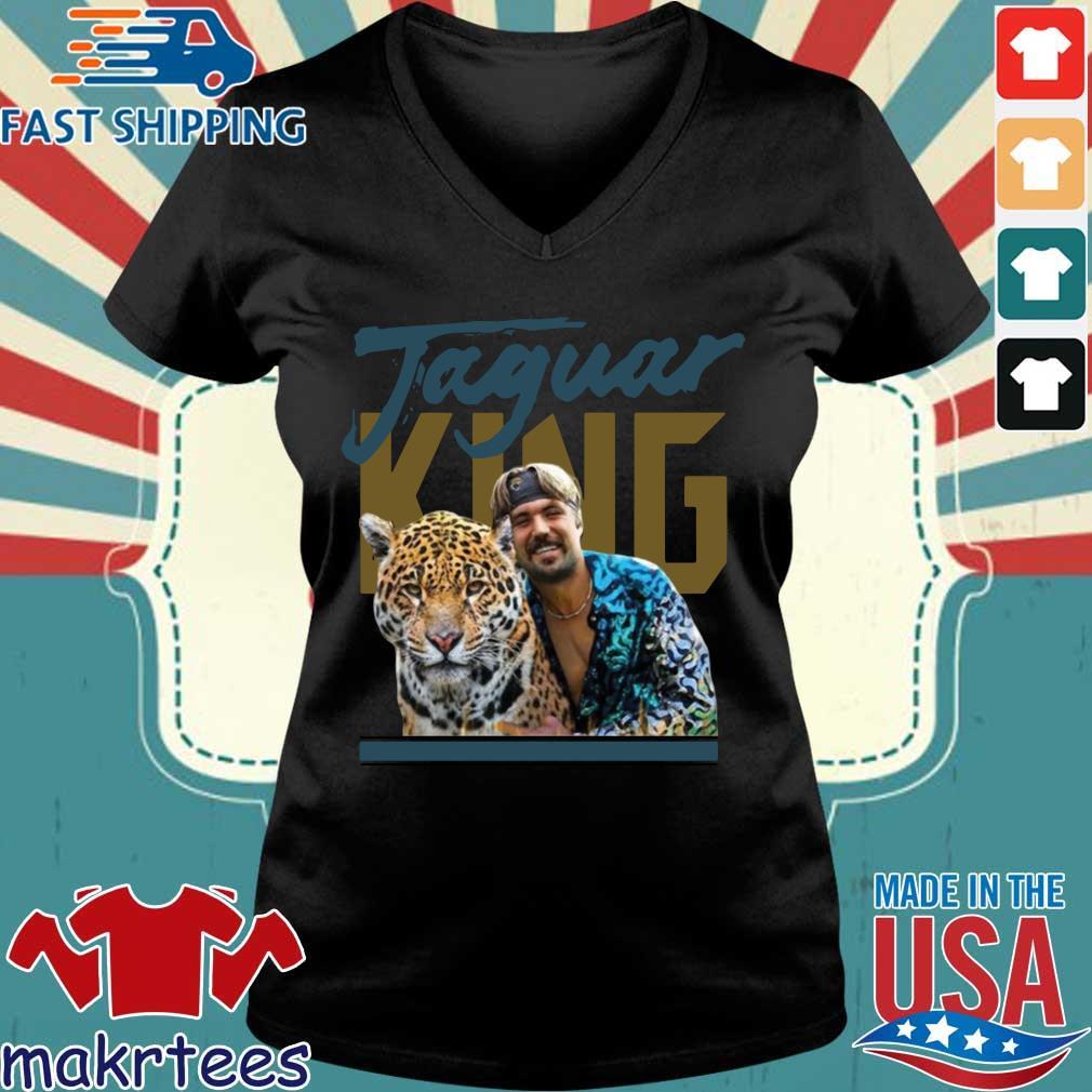 Gardner Minshew Jaguar King Shirt Ladies V-neck den