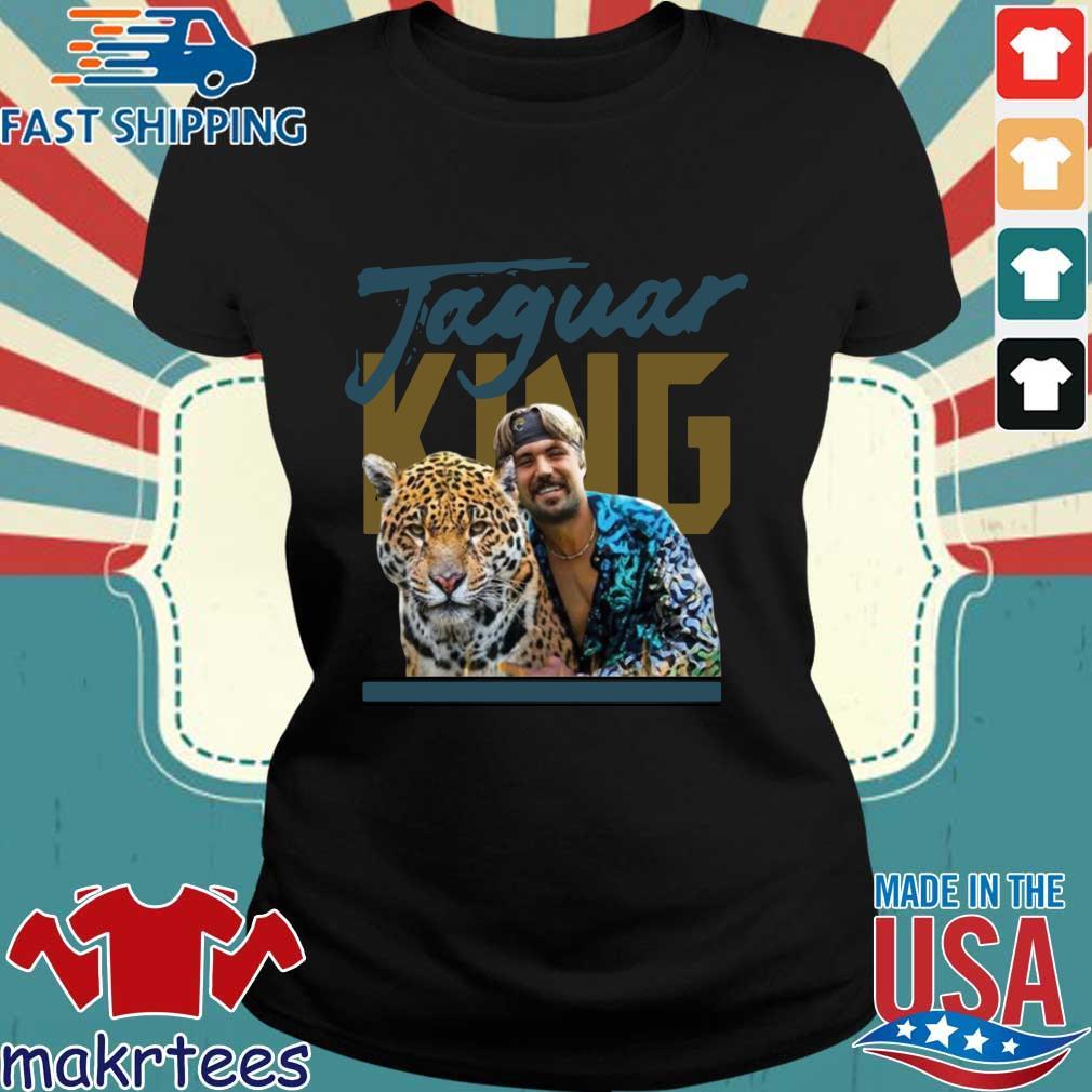 Gardner Minshew Jaguar King Shirt Ladies den