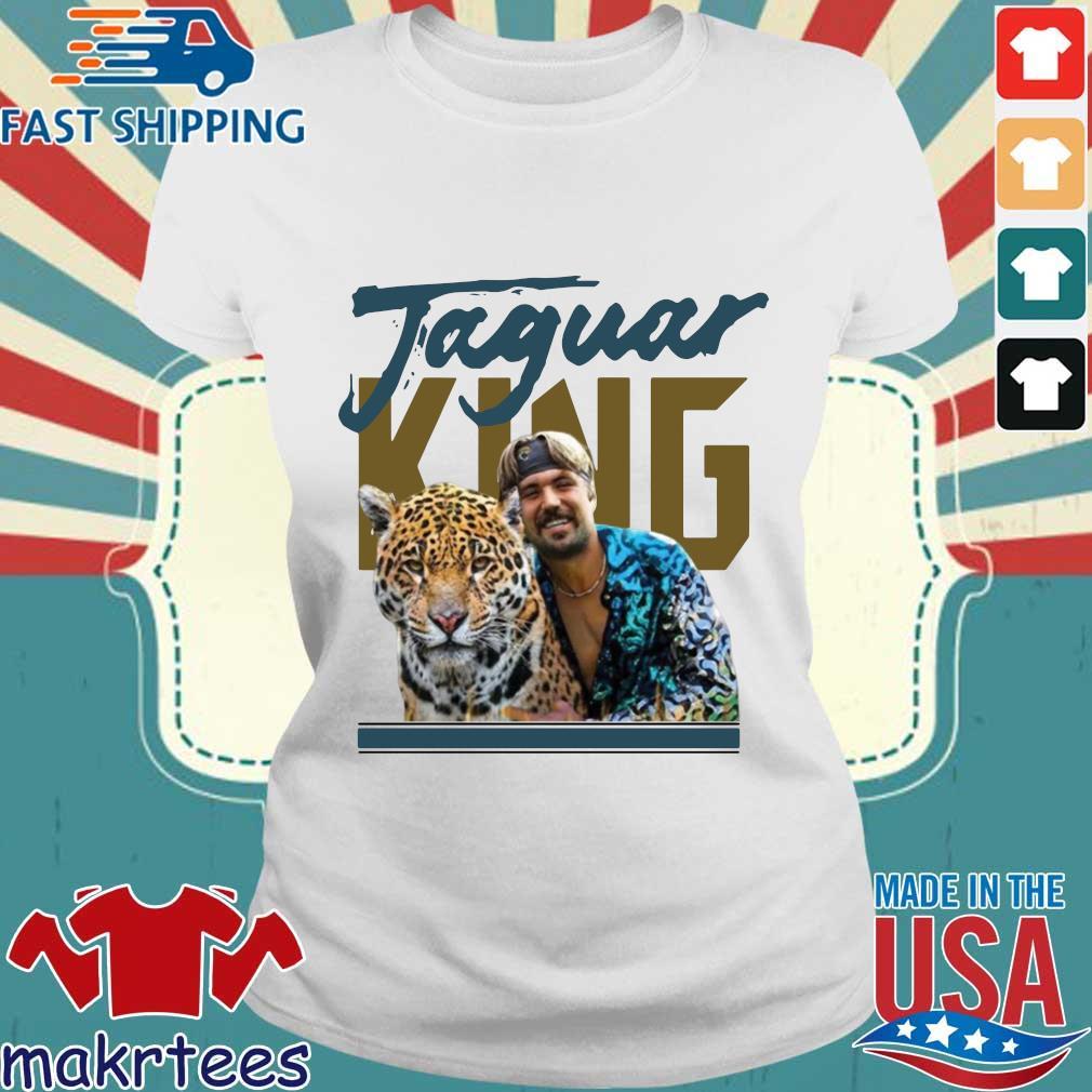 Gardner Minshew Jaguar King Shirt Ladies trang