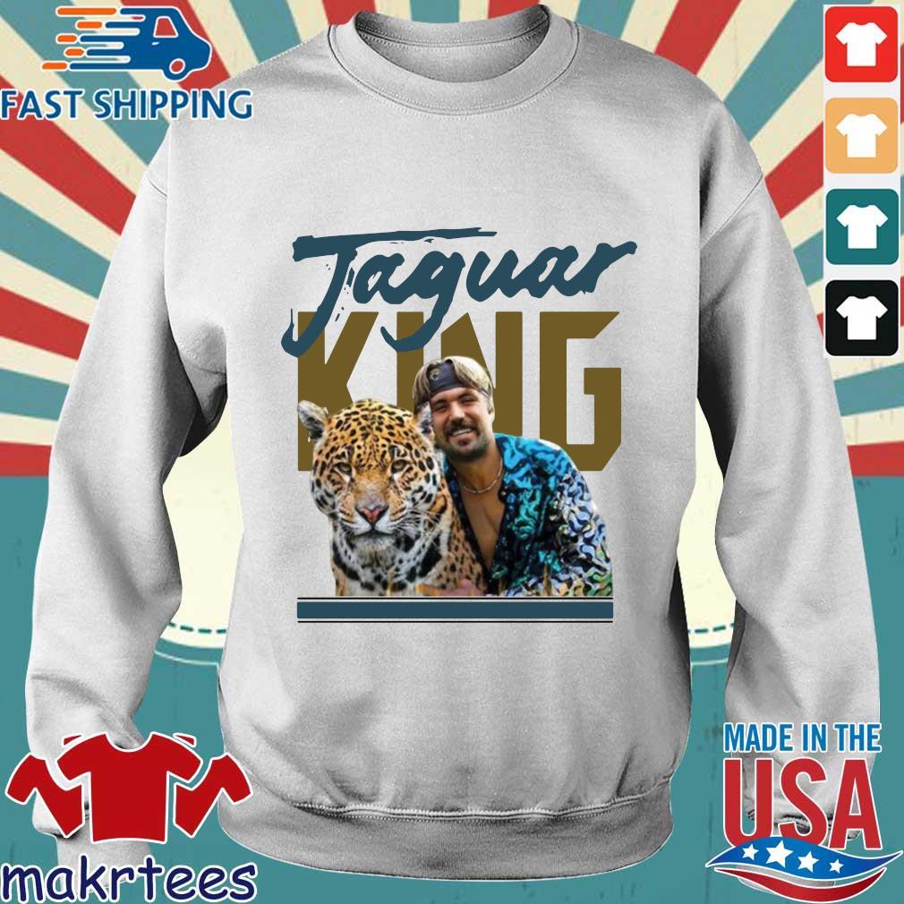 Gardner Minshew Jaguar King Shirt Sweater trang