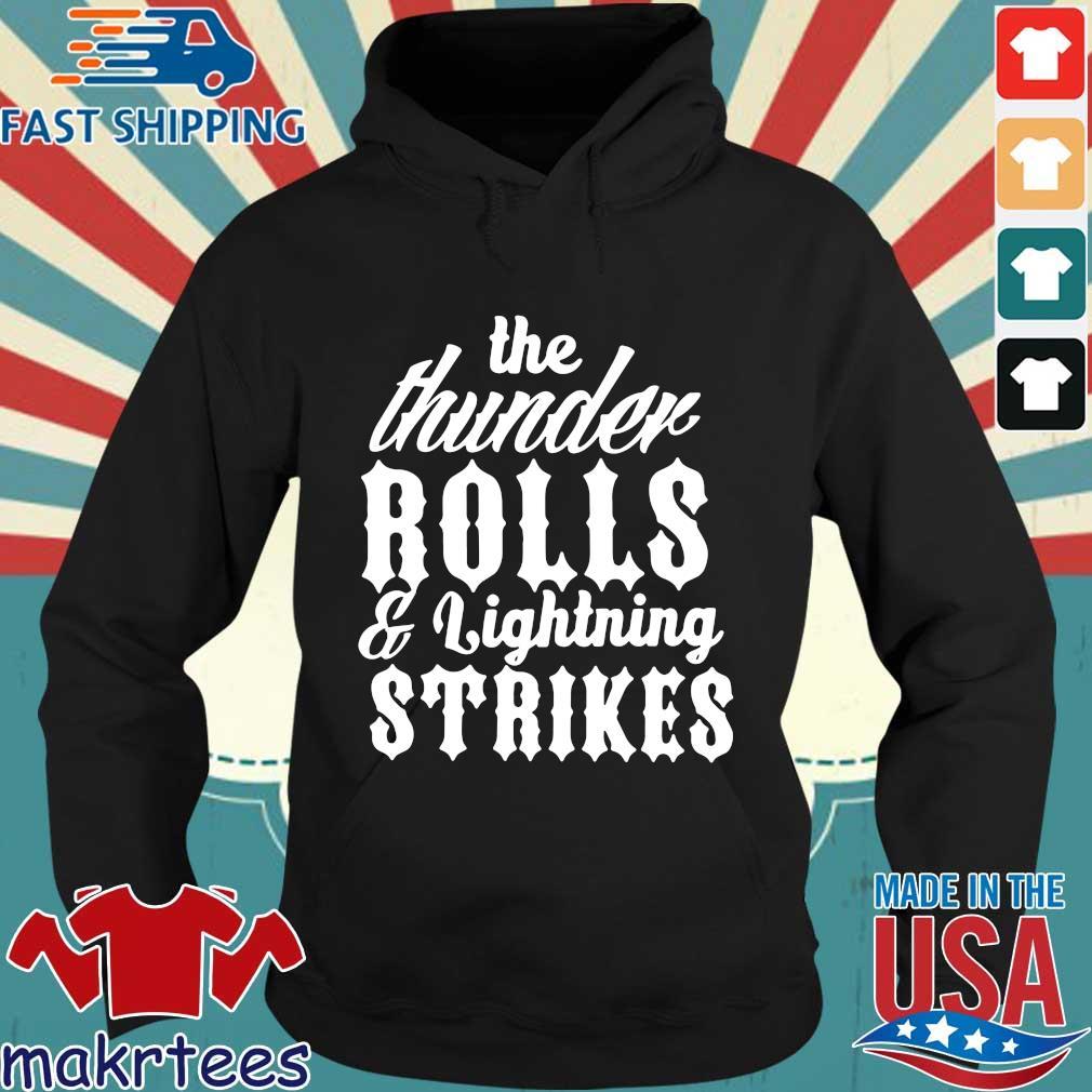 Garth Brooks Thunder Rolls And Lightning Strikes Shirt Hoodie den