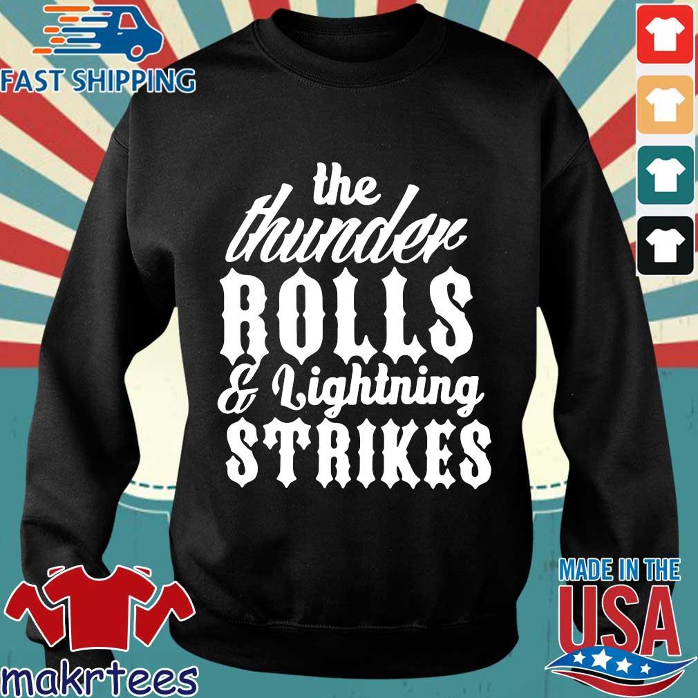 Garth Brooks Thunder Rolls And Lightning Strikes Shirt Sweater den