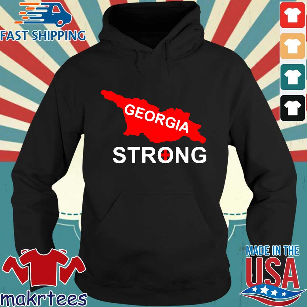 Georgia Strong Us T-s Hoodie den