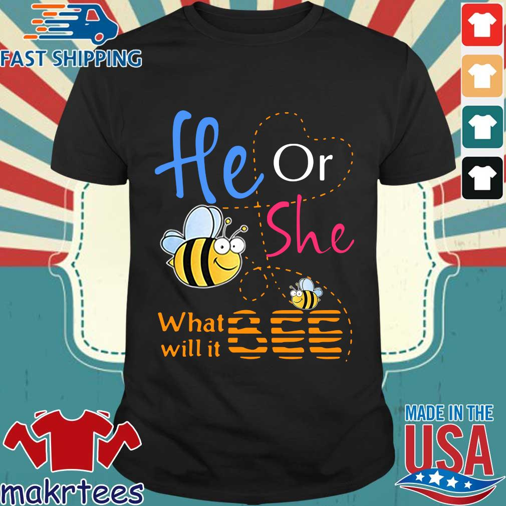 He Or She What Will It Bee 2020 Shirt