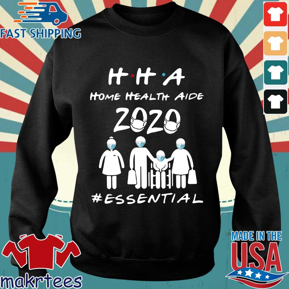 Hha Home Health Aide 2020 Essential Official T-s Sweater den