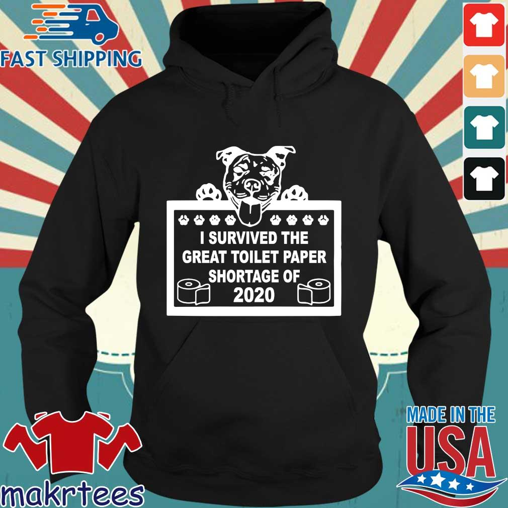 I Survived The Great Toilet Paper Shortage Of 2020 Shirt Hoodie den