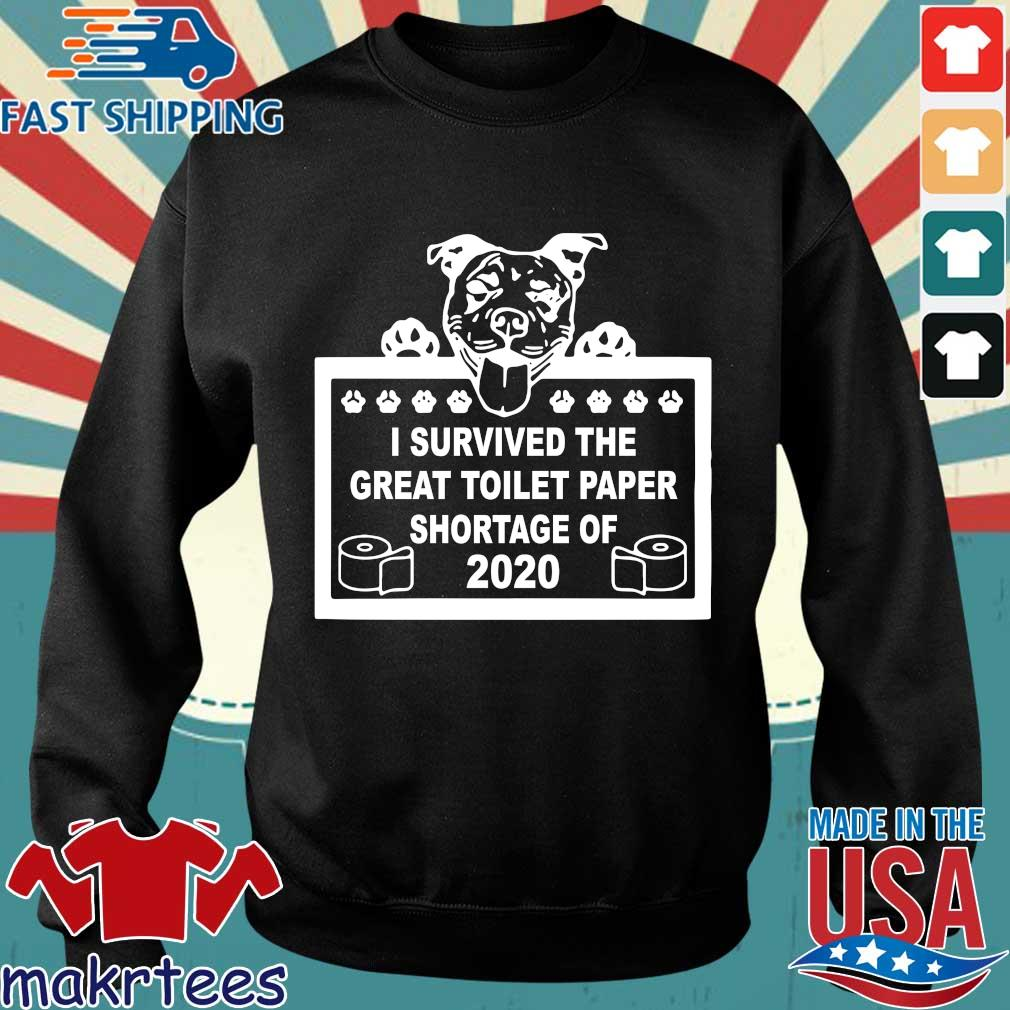 I Survived The Great Toilet Paper Shortage Of 2020 Shirt Sweater den