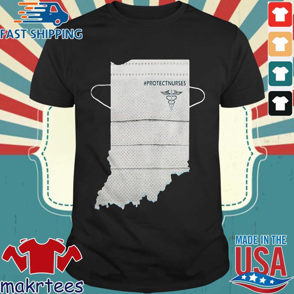 Indiana Protectnurses Face Mask Shirts