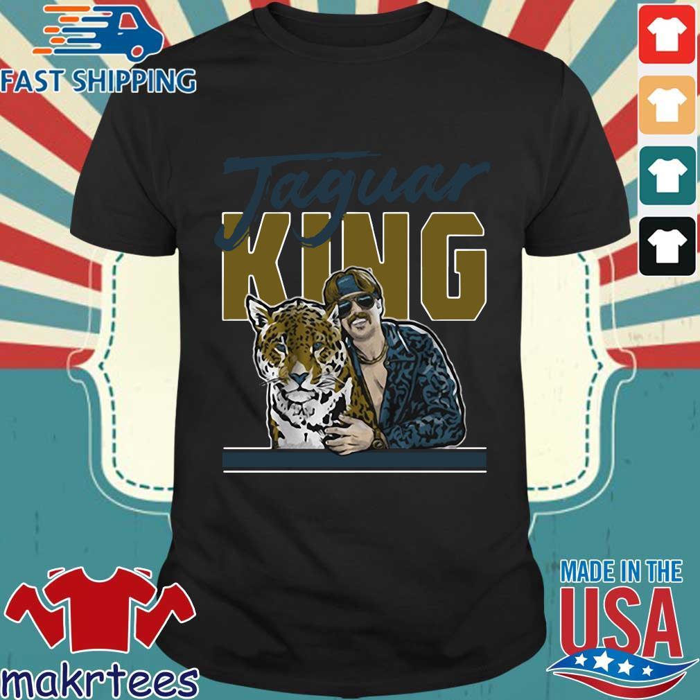 Jaguar King Jacksonville Tiger Shirt