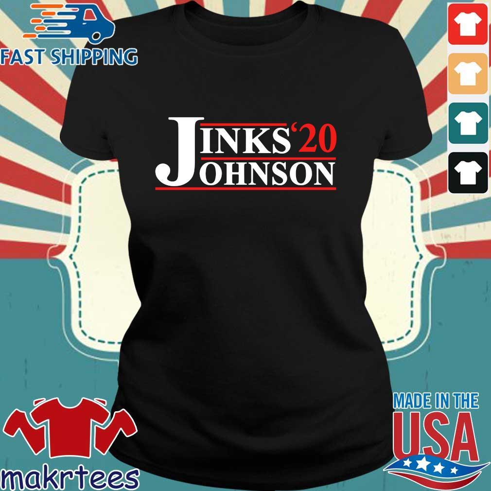Jinks Johnson 2020 Shirts Ladies den