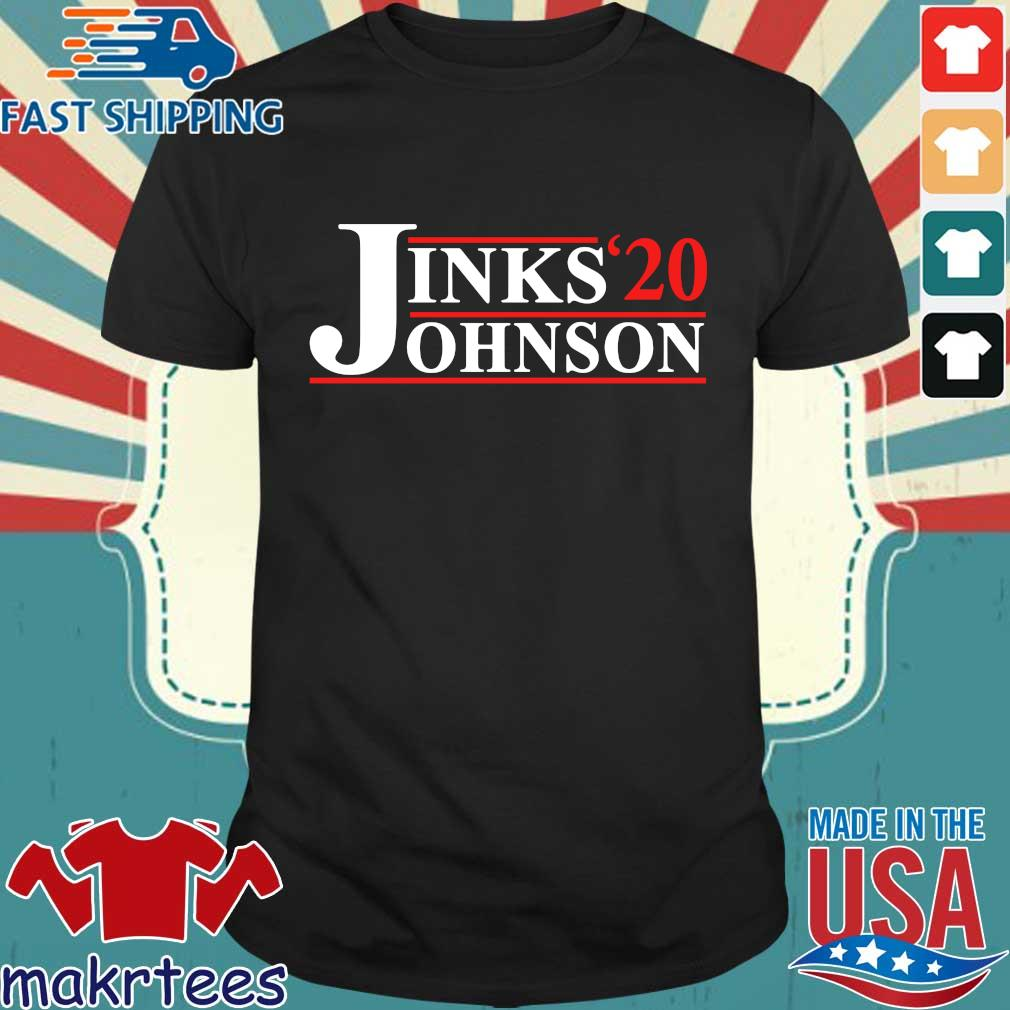 Jinks Johnson 2020 Shirts