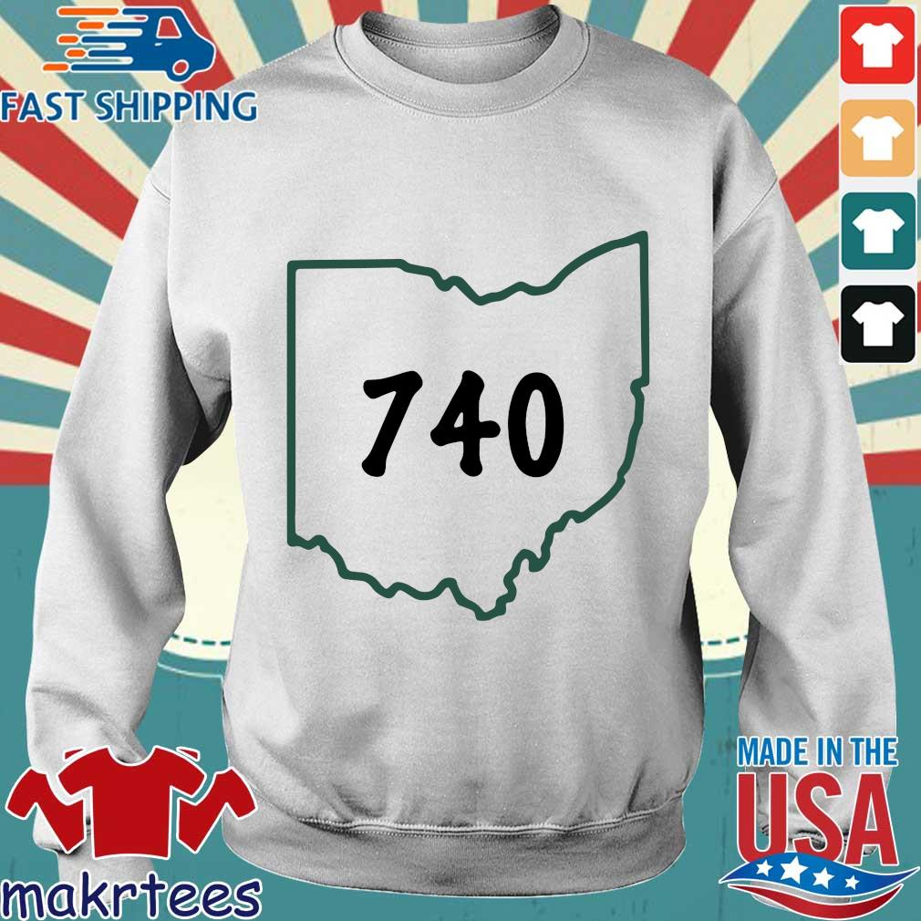 Joe Burrow 740 Ohio Shirt Sweater trang