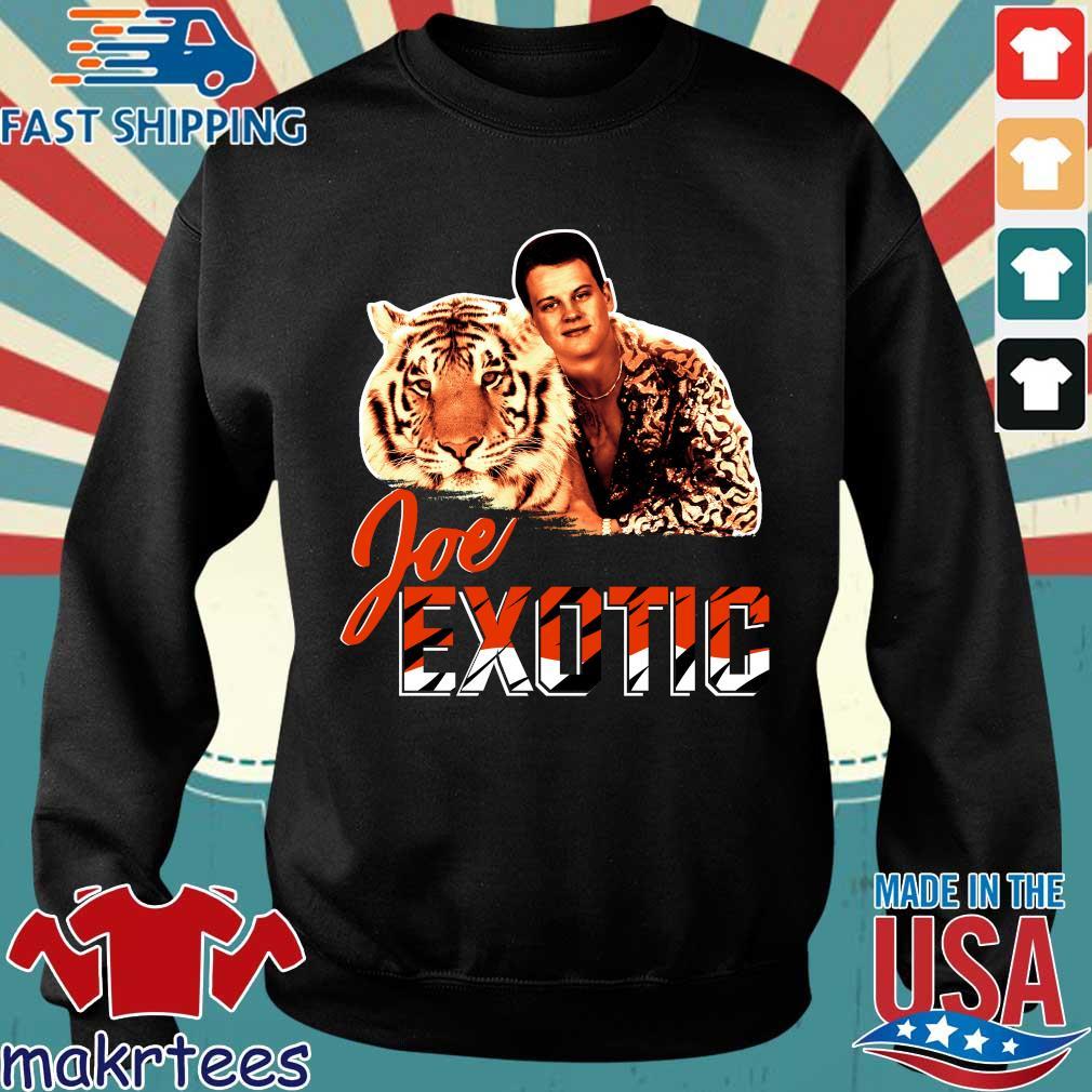 Joe Burrow Joe Exotic Tigers King shirts Sweater den