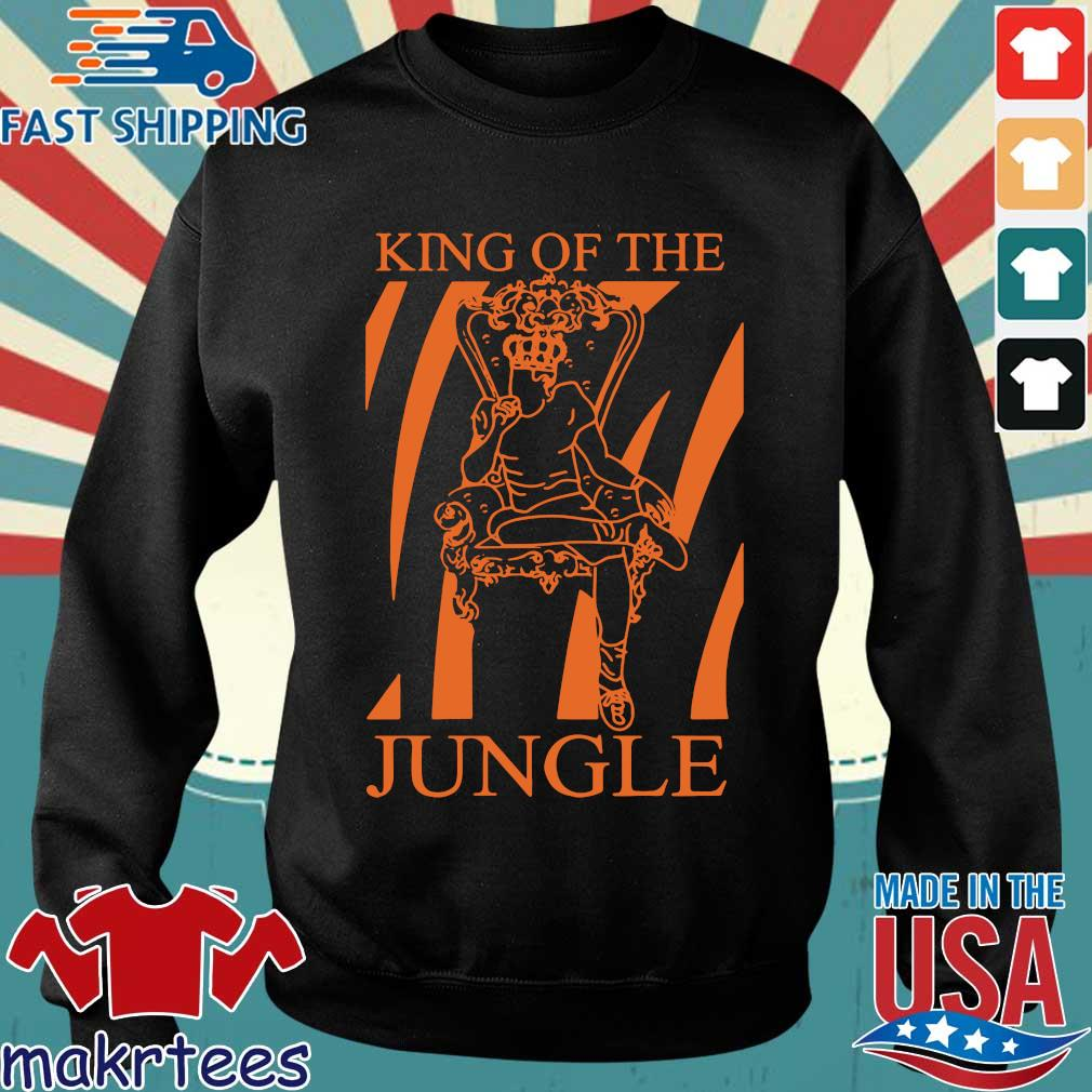 Joe Burrow King Of The Jungle Shirt Sweater den