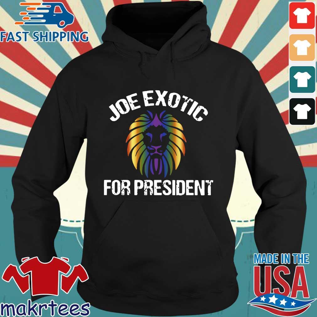 Joe Exotic For President 2020 Shirt Hoodie den