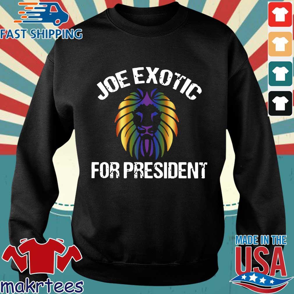 Joe Exotic For President 2020 Shirt Sweater den