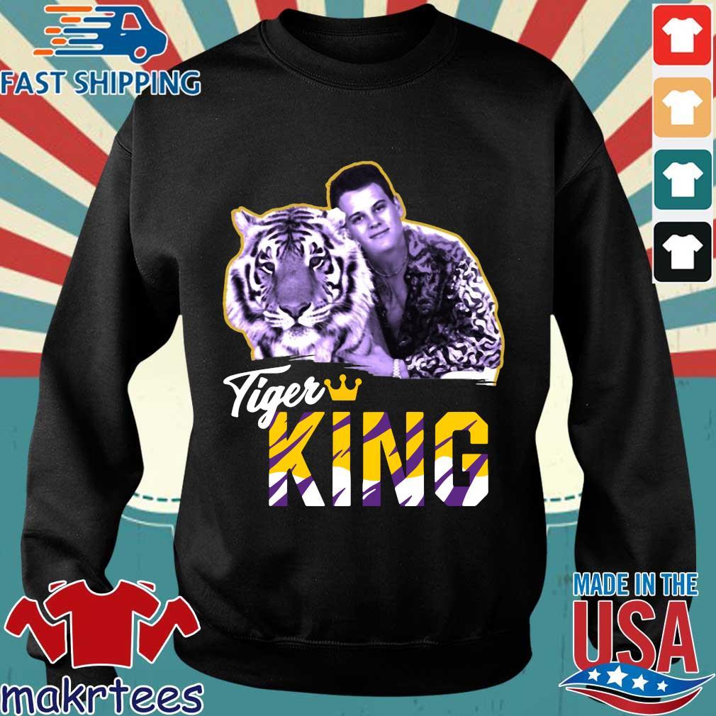 Joe Exotic Joe Burrow Tigers King Tee Shirts Sweater den
