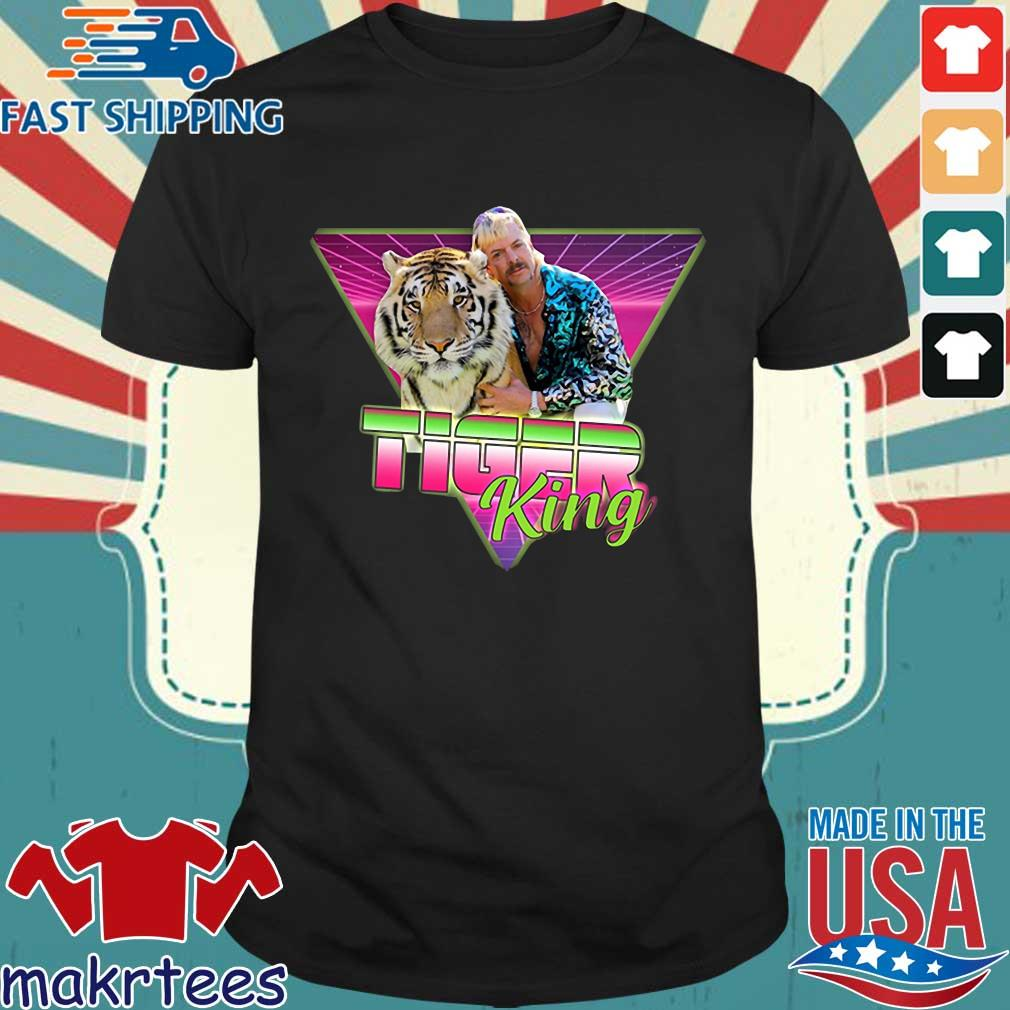 Joe Exotic Joe Exotic Retro Vintage Joe Exotic Joe Exotic Tiger King Tee Shirts