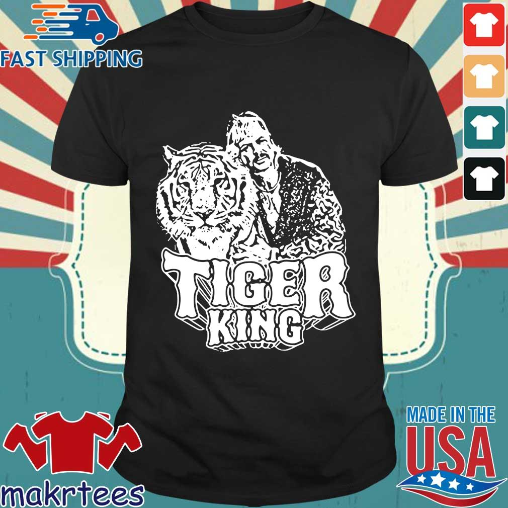 Joe Exotic Shirt Popular Culture Zoo Keeper Tiger King Shirt