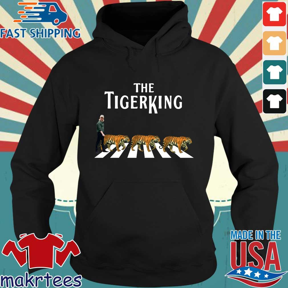 Joe Exotic The Tiger King Abbey Road Shirt Hoodie den