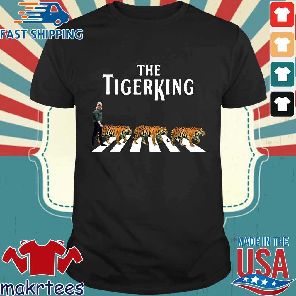 Joe Exotic The Tiger King Abbey Road Shirt