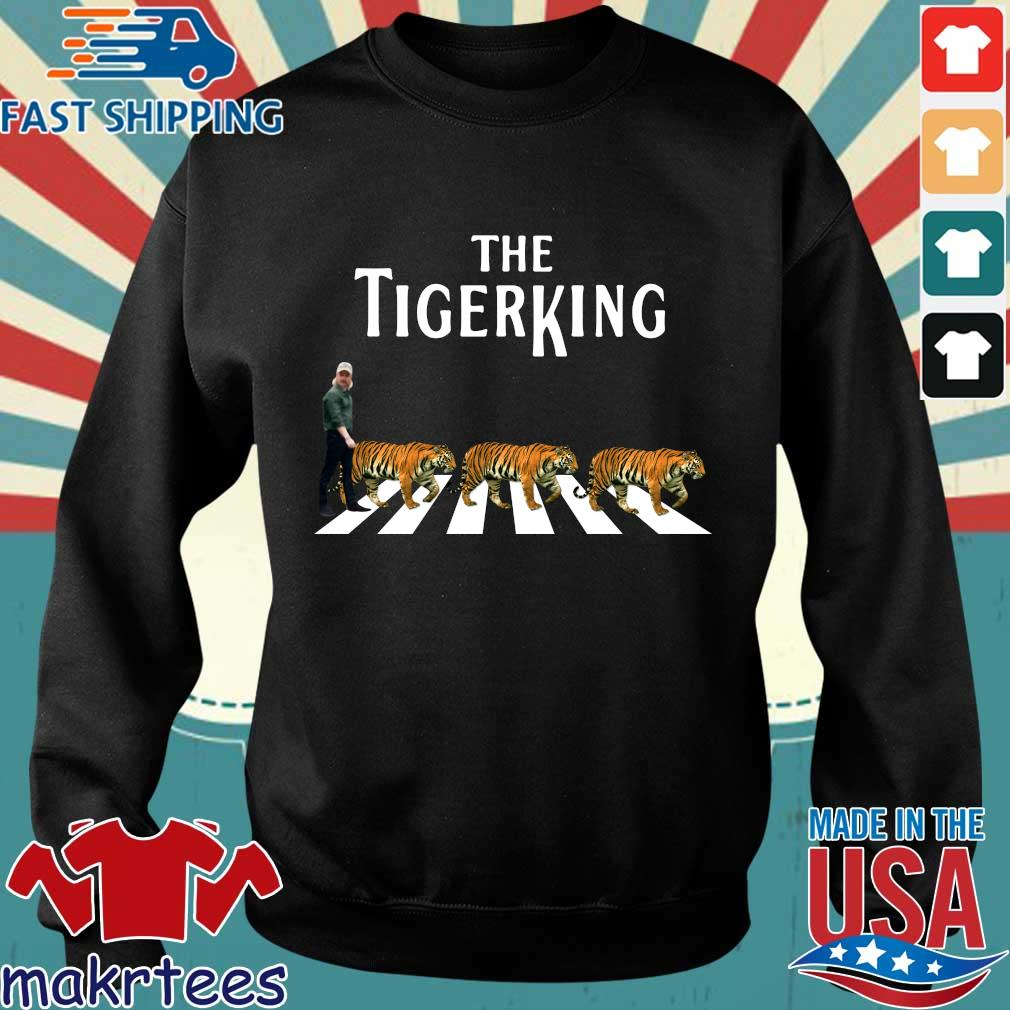 Joe Exotic The Tiger King Abbey Road Shirt Sweater den