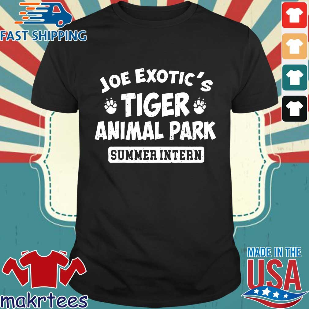 Joe Exotic's Tiger Animal Park Summer Intern Shirt