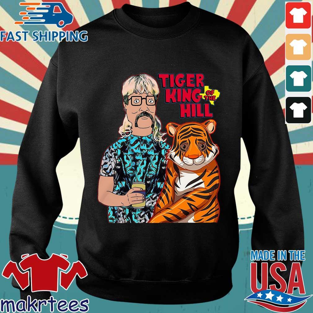 Joe Tiger King Hank Hill Tiger King Of The Hill Texas T-s Sweater den