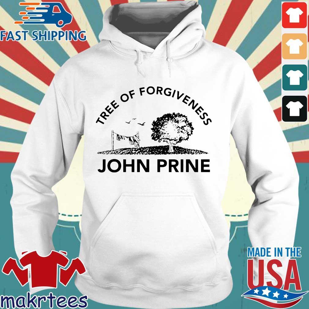 John Prine Tree of Forgiveness Tee Shirt Hoodie trang