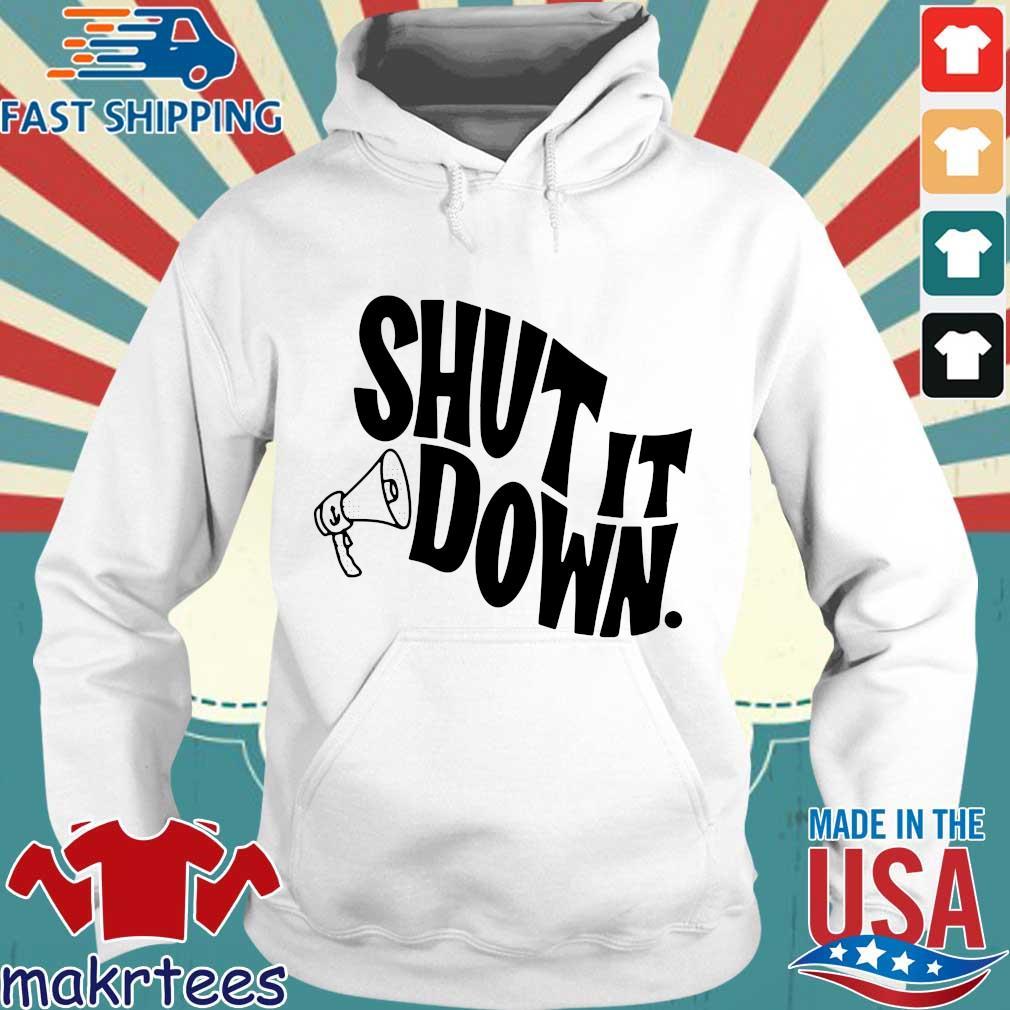 Knock It Off Ri – Shut It Down Shirt Hoodie trang