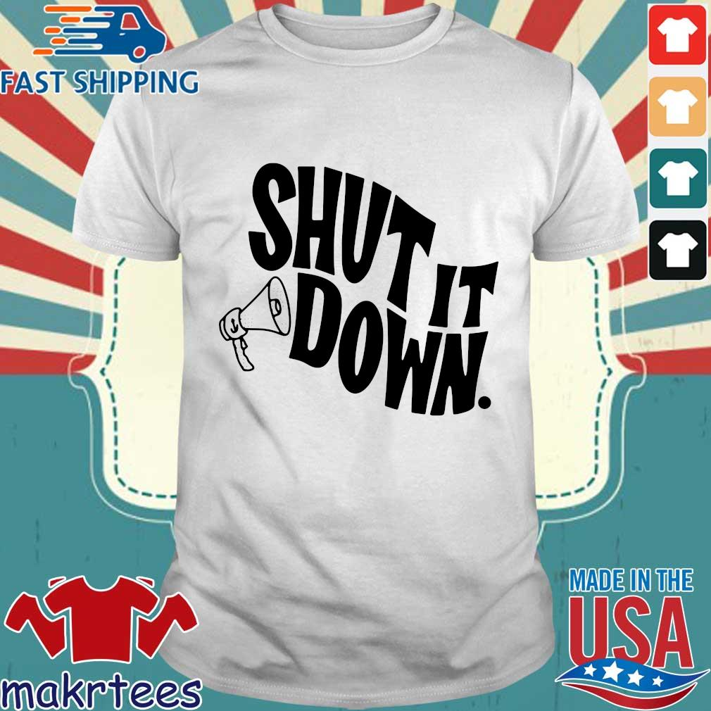 Knock It Off Ri – Shut It Down Shirt