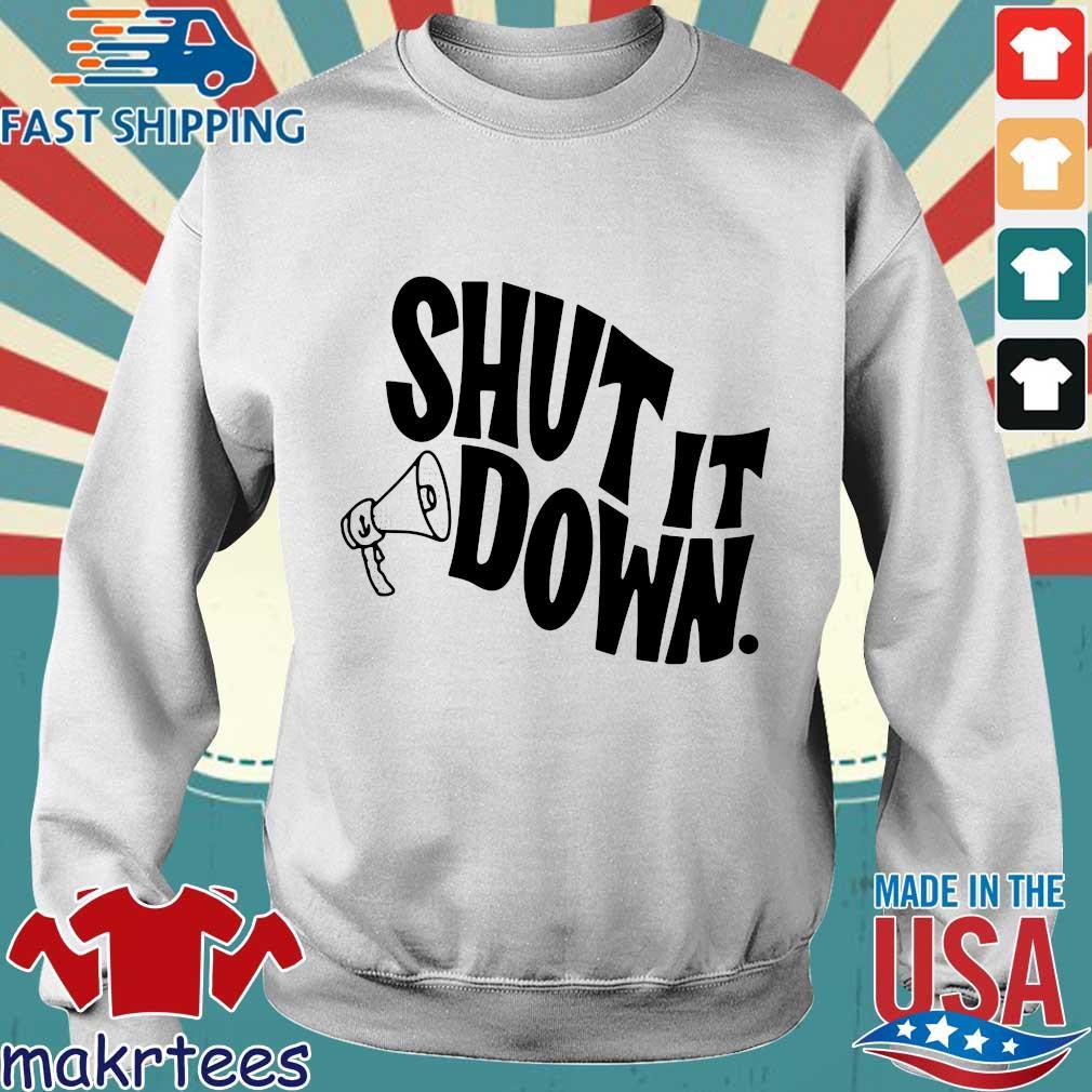 Knock It Off Ri – Shut It Down Shirt Sweater trang
