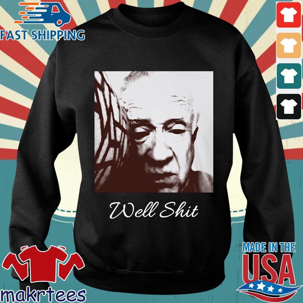 Leslie Jordan Well Shit Shirt Sweater den