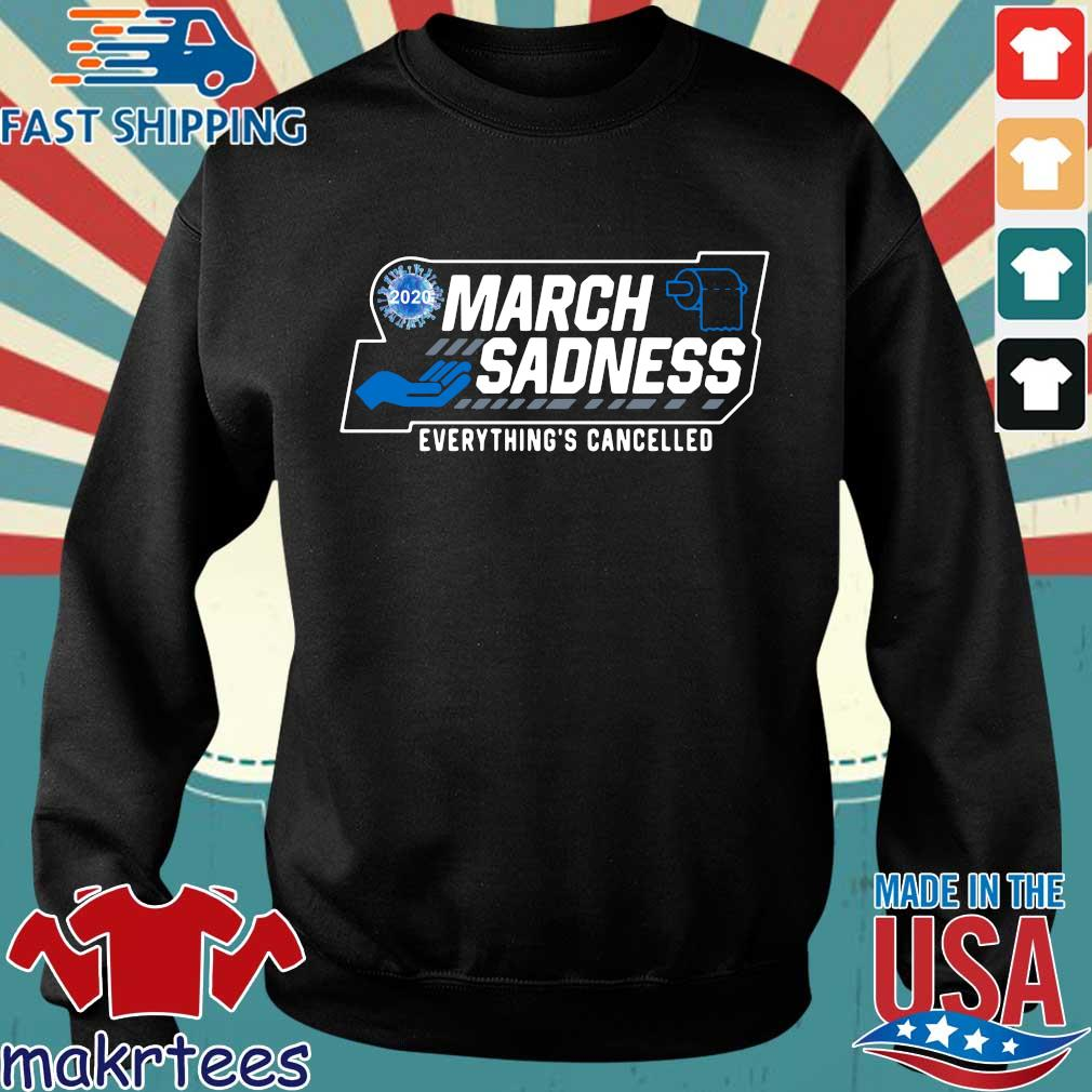 March Sadness 2020 Everything's Cancelled Shirt Sweater den