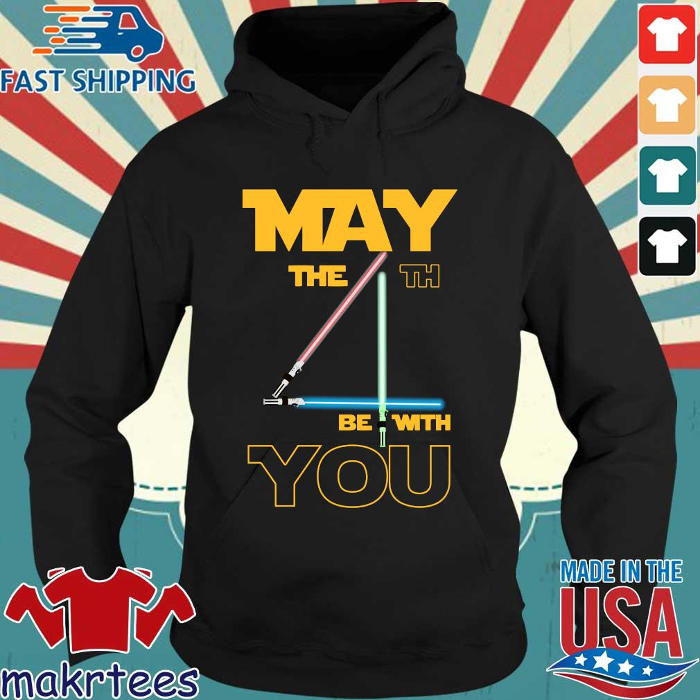 May The 4th Be With You Star Wars Shirt Hoodie den