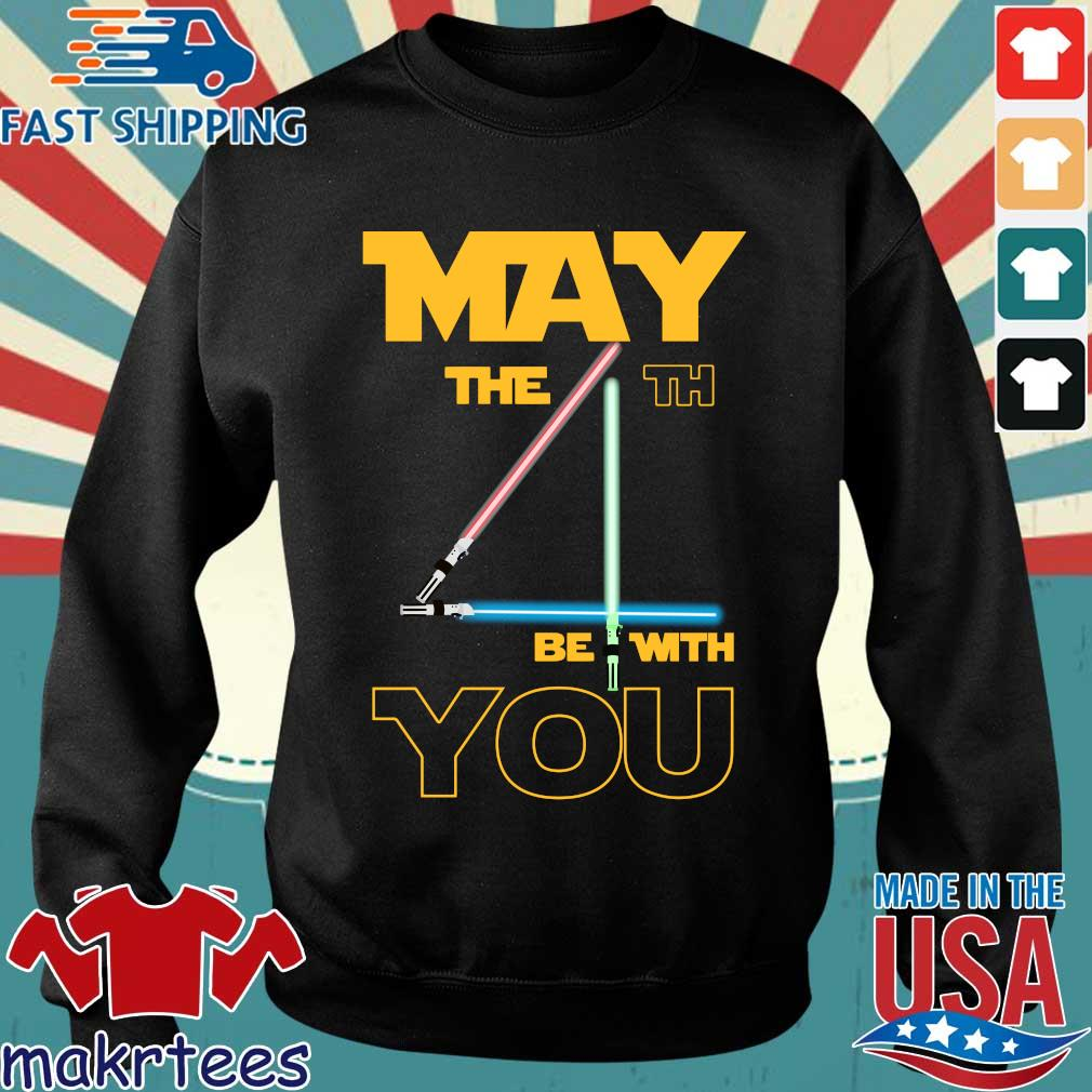 May The 4th Be With You Star Wars Shirt Sweater den