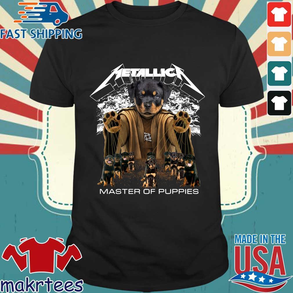 Metallica Master Of Puppies Shirt