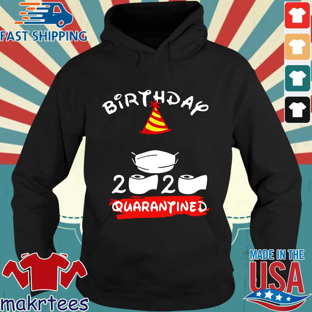 Mickey Mouse Birthday 2020 Quarantine Official Shirt Hoodie den