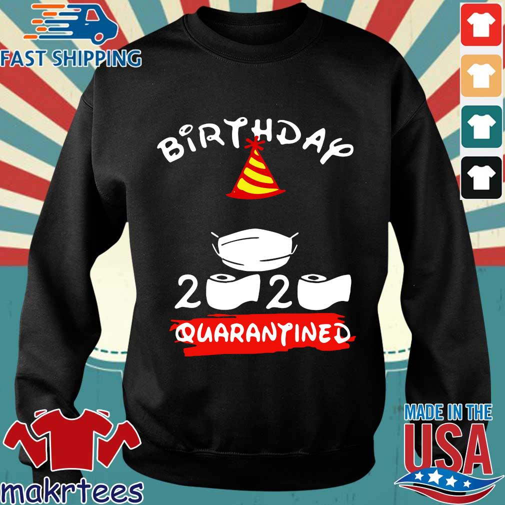 Mickey Mouse Birthday 2020 Quarantine Official Shirt Sweater den