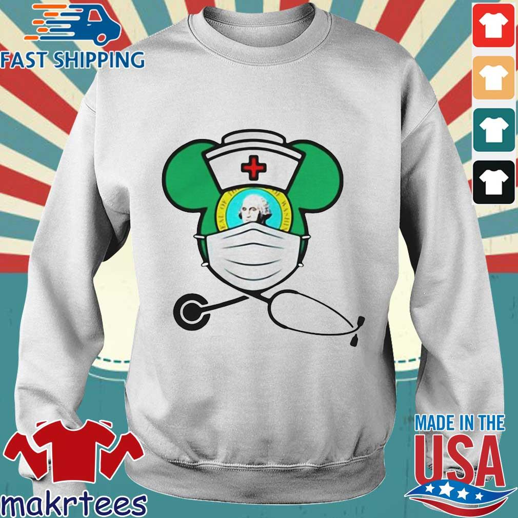 Mickey Nurse Face Mask George Washington Shirts Sweater trang