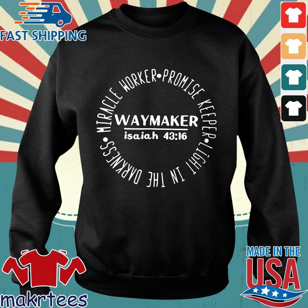 Miracle Worker Promise Keeper Waymaker T-Shirt – Limited Edition Sweater den