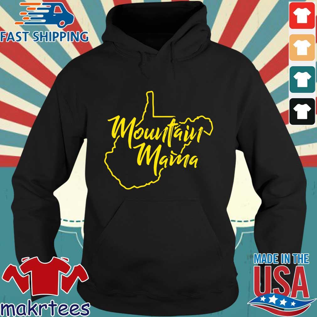 Mountain Mama West Virginia Shirts Hoodie den