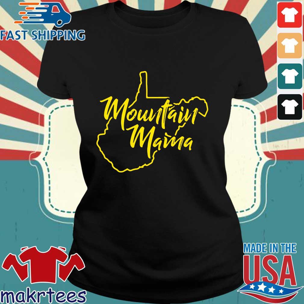 Mountain Mama West Virginia Shirts Ladies den