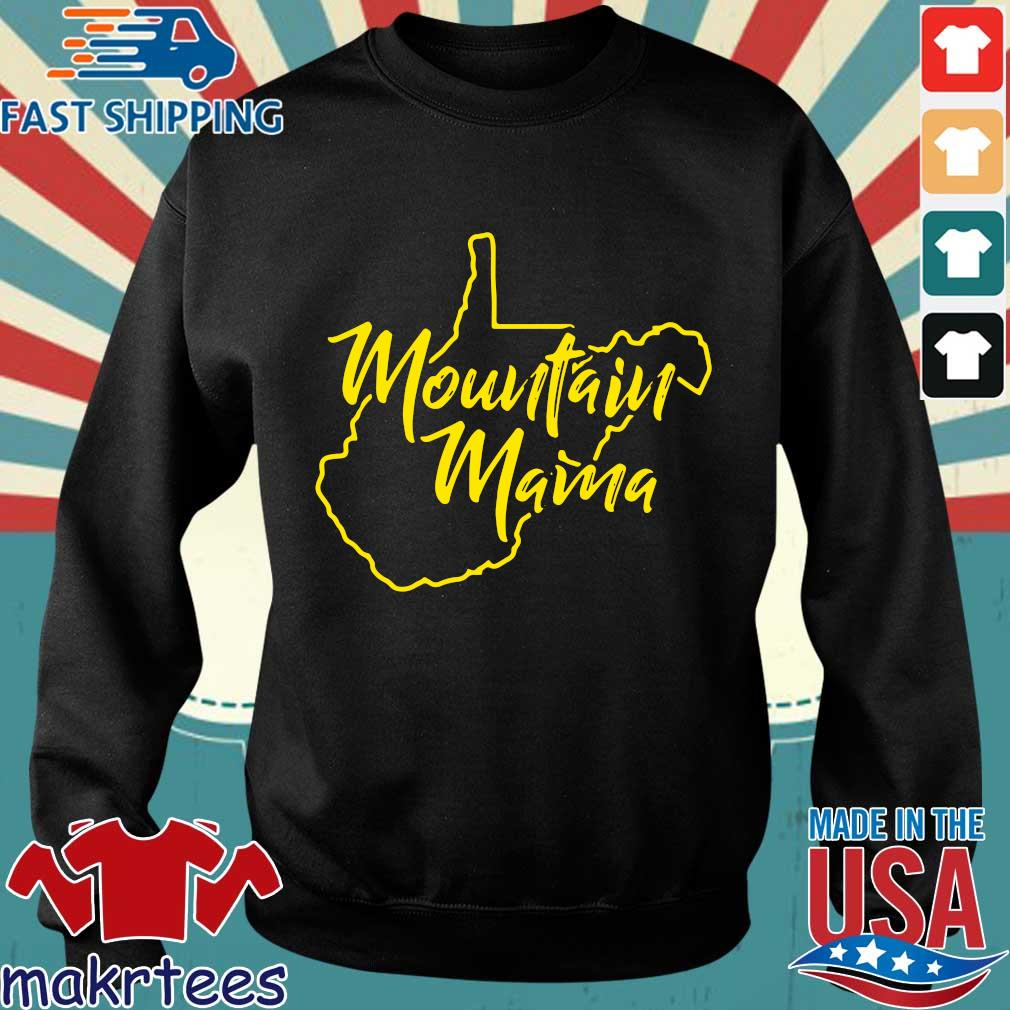 Mountain Mama West Virginia Shirts Sweater den