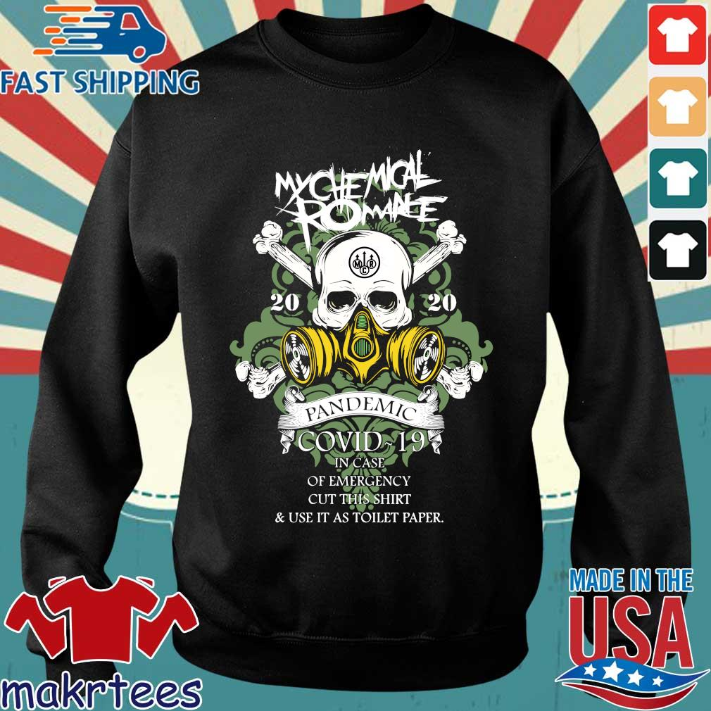 My Chemical Romance 2020 Pandemic In Case Of Emergency Shirt Sweater den