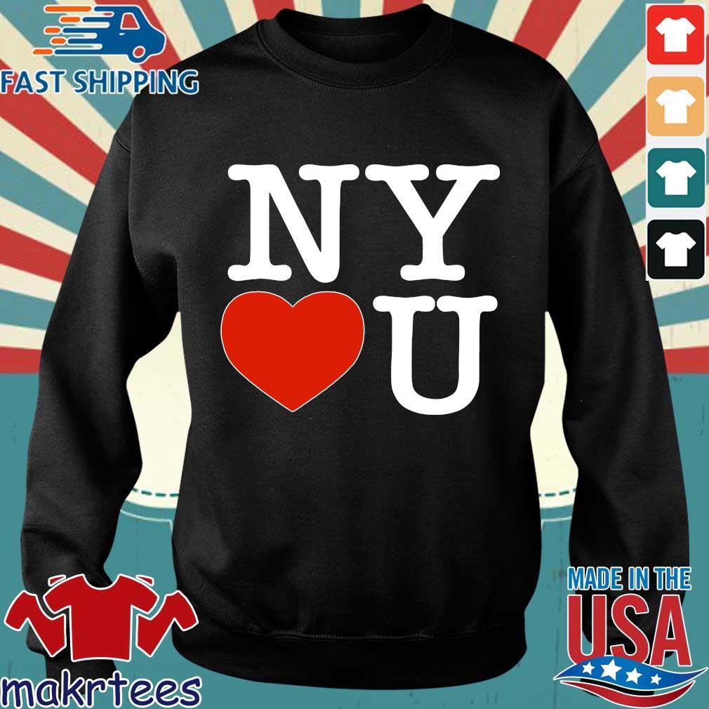 New York Loves You Shirt Sweater den