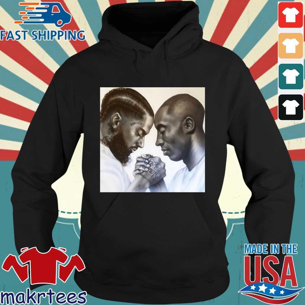 Nipsey Hussle And Kobe Bryant Forever Shirt Hoodie den