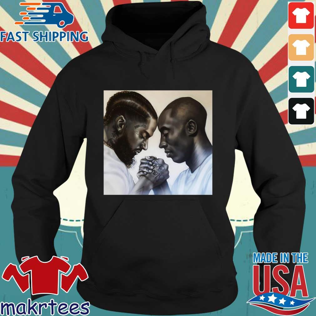Nipsey Hussle And Kobe Bryant Forever T-Shirts Hoodie den