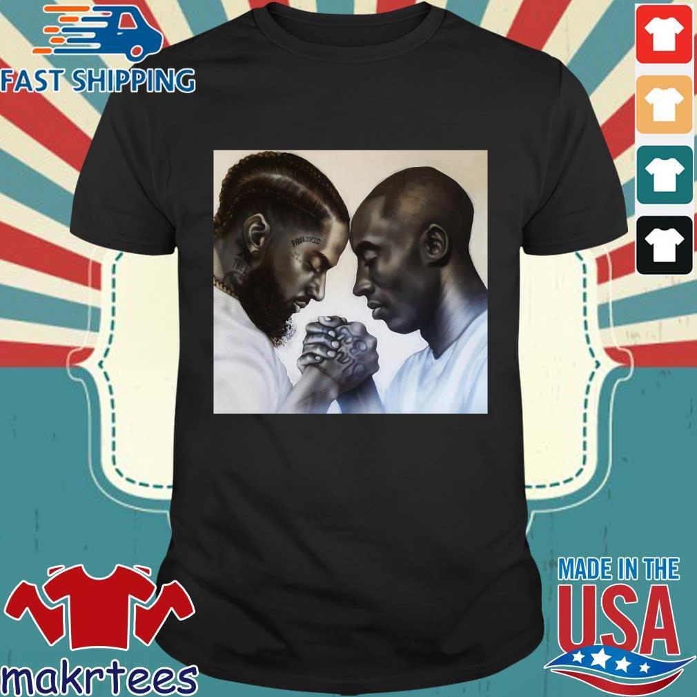 Nipsey Hussle And Kobe Bryant Forever T-Shirts