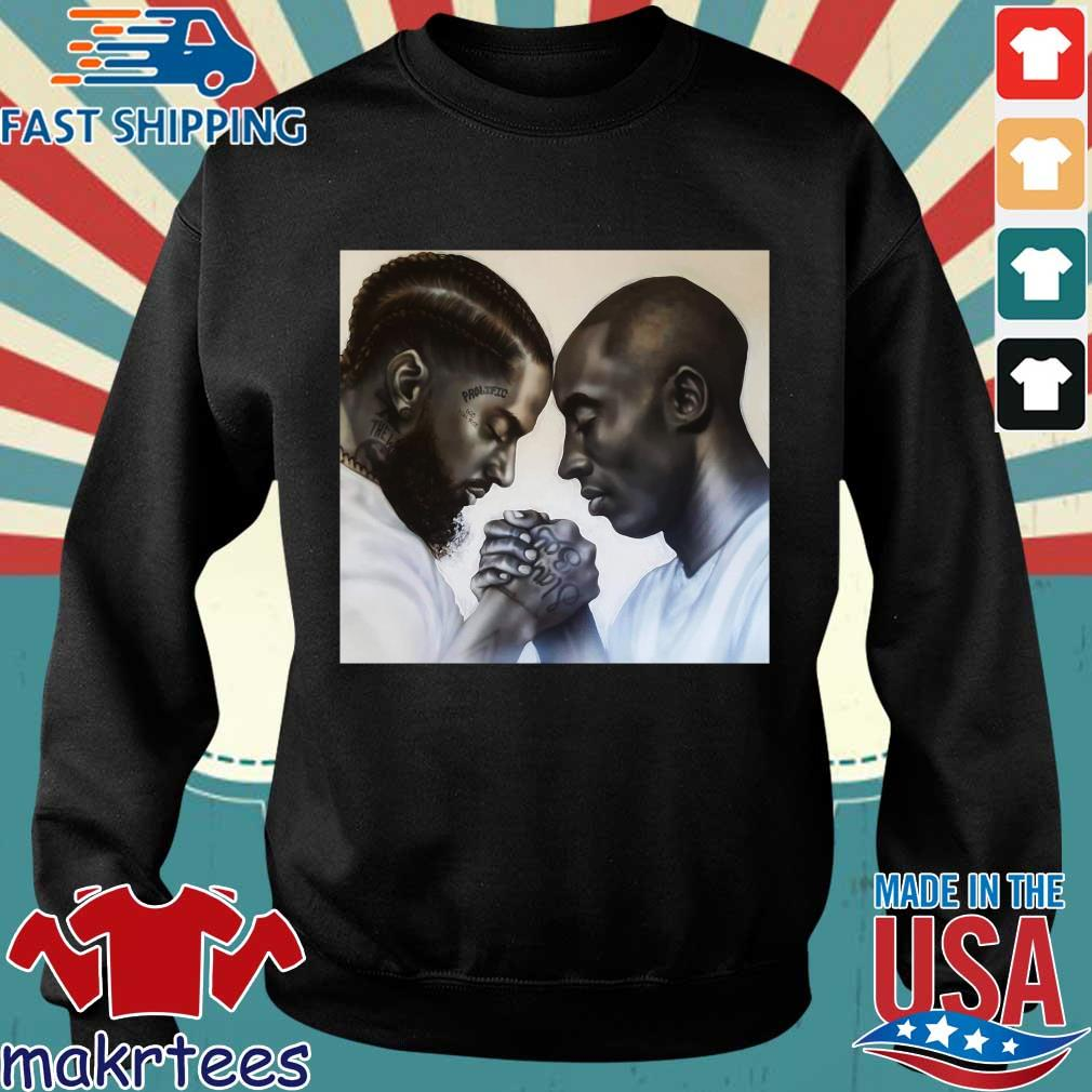 Nipsey Hussle And Kobe Bryant Forever T-Shirts Sweater den